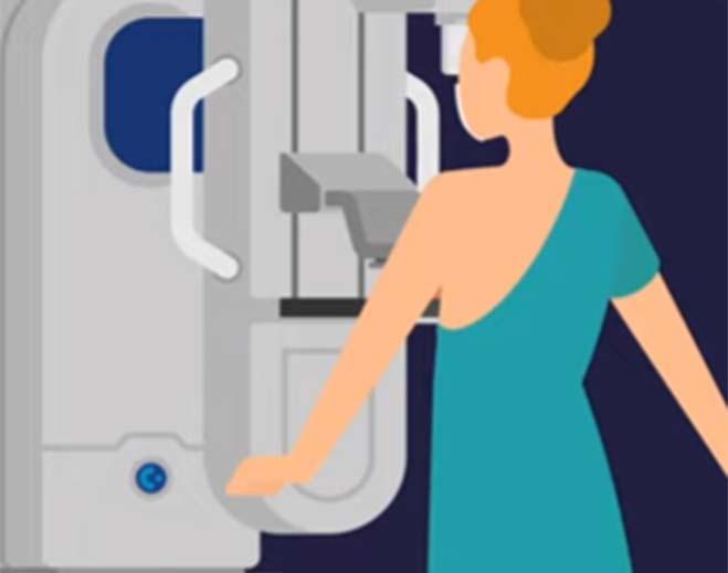 mammogram icon