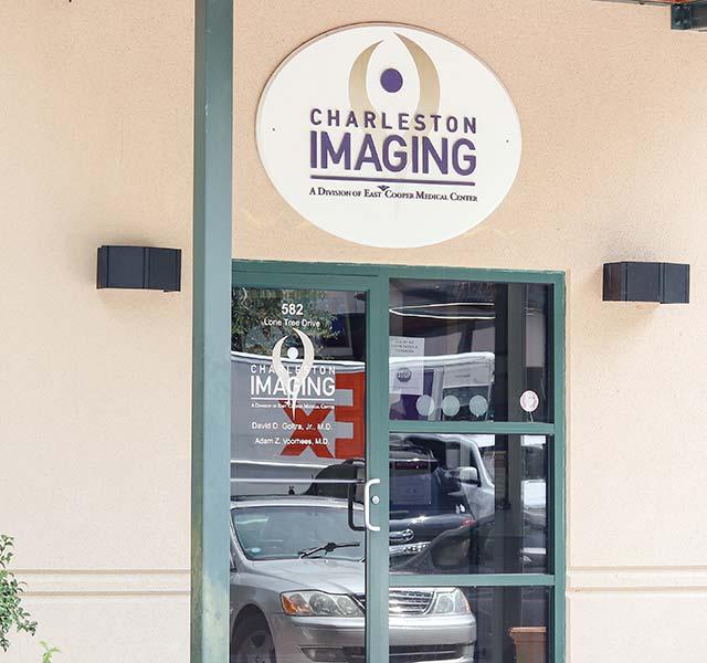 Charleston Imaging Center exterior