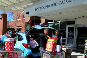 ECMC Provides Gifts